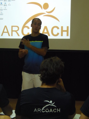 ARCoach